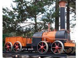 Железнодорожный транспорт фото видео