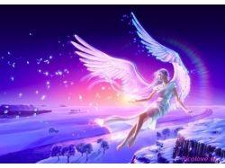 Ангелы любовь картинки