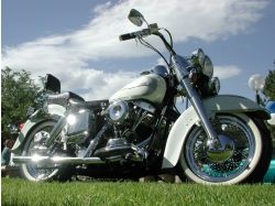 Харлей девидсон мотоциклы фото